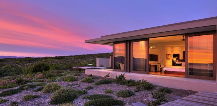 Sudafrica - Eco lodge a Western Cape: Grootbos Private Nature Reserve