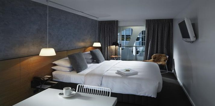 Australia - Design Boutique hotel nella Fortitude Valley di Brisbane: Limes hotel 2