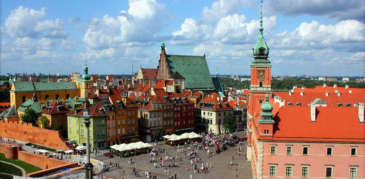 Viaggio in Polonia con Azonzo Travel